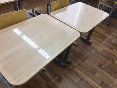 Коврик на стол прозрачный 45 х 65 см