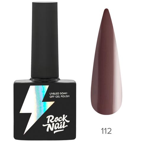 Гель-лак RockNail 112 Dislike 10мл
