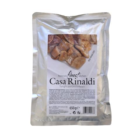 Белые грибы Casa Rinaldi в подсолнечном масле 650 г