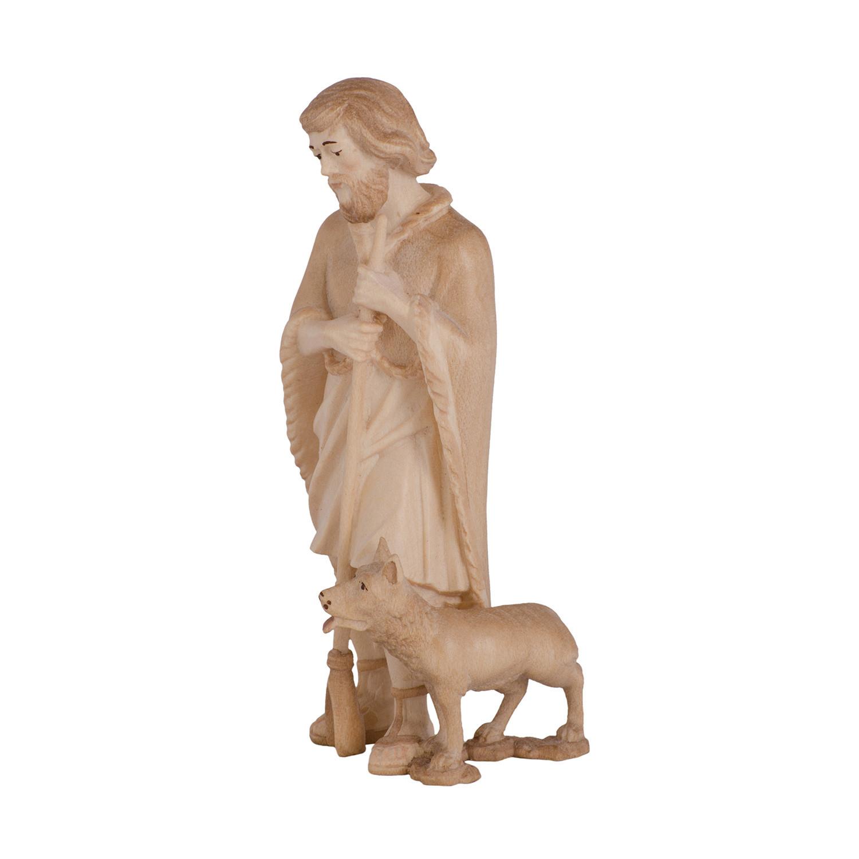 Пастух с собакой