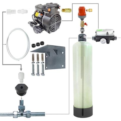 Система аэрации воды 2162 / AP200 / BRIO