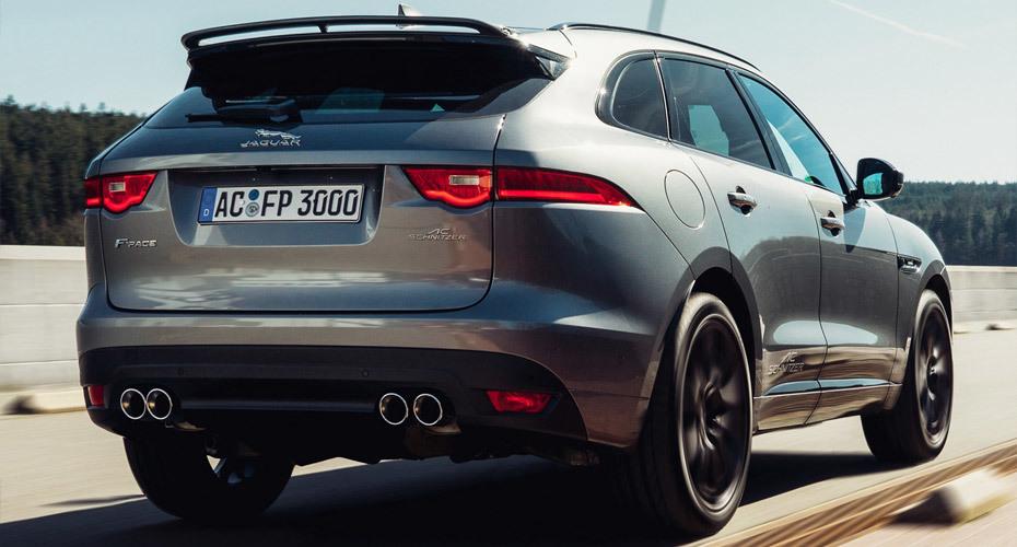 Обвес AC Schnitzer для Jaguar F-Pace