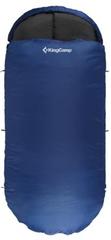 Спальник Kingcamp Free Space 250 +10С синий