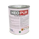 Шпаклевка Neopur Filler Solution (1 л) на растворителе для дерева (Германия)