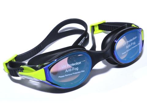 Очки для плавания SPRINTER. Оправа силикон, латекс, стекла UV, Anti-fog. :MC-1970: