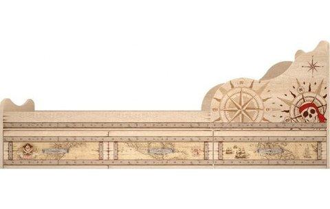 Кровать Квест 5 с ящиками 90 (комплектация 1)