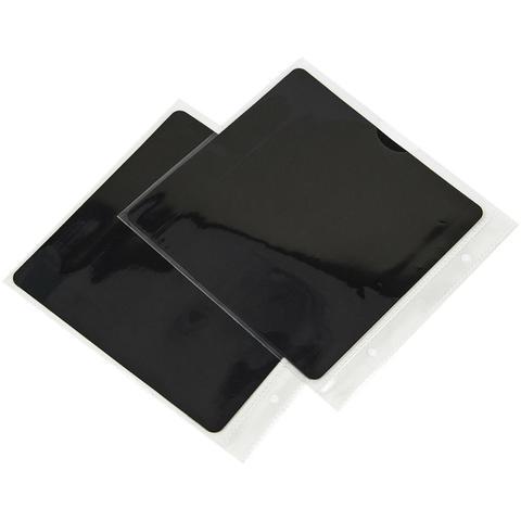Набор магнитных пластин 15х15см для хранения ножей в файле Tonic Studios Medium Binder Refills -Magnetic Sheets W/Plastic Sleeves-6шт.