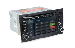Штатная магнитола для AUDI A4/RS4/S4 2000-2008 (B6,B7,8E,8H) модель MKD-A787-P30