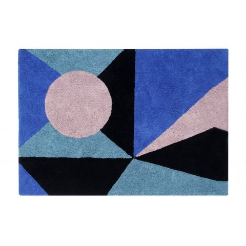 Ковер Lorena Canals Geometric Frame (140 х 200)