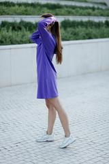 Фиолетовое худи интернет магазин