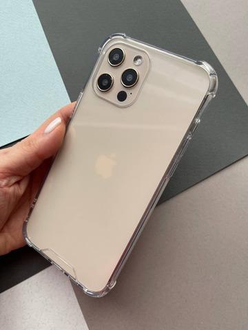 Чехол iPhone 12 Pro/ 12 446 /transparent/