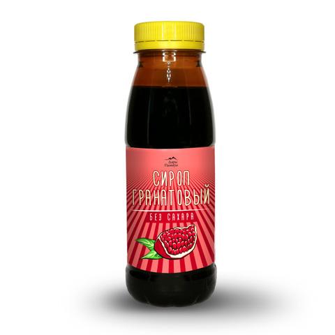 Гранатовый соус (сироп) натуральный, Турция, без сахара, 330 г