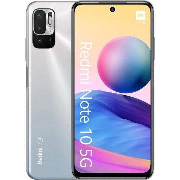 Redmi Note 10 5G XIaomi Redmi Note 10 5G 4.128GB Chrome Silver (Серебристый) silver1.jpg