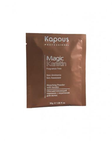 Обесцвечивающий порошок с кератином для волос «Non Ammonia», 30 г