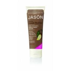 Jason Лосьоны для рук и тела: Смягчающий лосьон с маслом какао для рук и тела (Cocoa Butter Hand & Body Lotion), 227мл