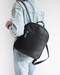Рюкзак жіночий міський, натуральна шкіра Flotar