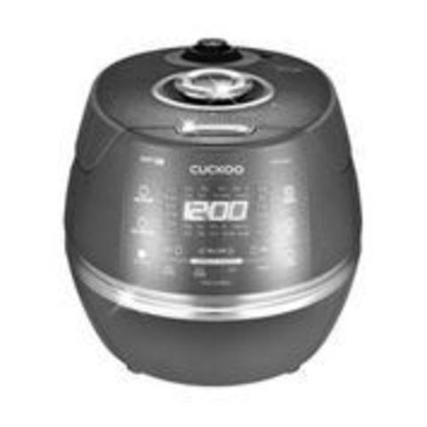 Рисоварка индукционная на 10 порций Cuckoo CRP-CHP1010FD (темно-серебристый)