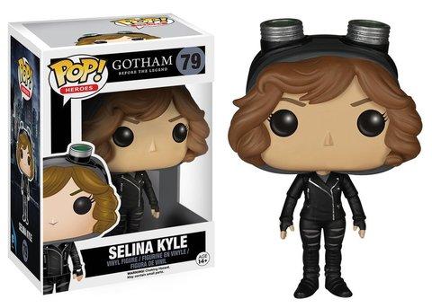 Funko Pop! Selina Kyle Gotham TV Series Vinyl Figure || Селина Кайл