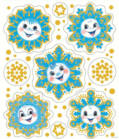 Печать готового изображения на вафельной бумаге формата А4.