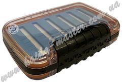 Коробка Kaida двухсторонняя для наживки ZX-105