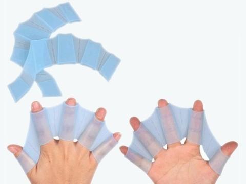 Перепонки на руки для плавания :(S-H5M):
