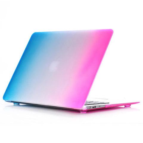 Чехол Macbook Air 13 - пластиковый перламутровый