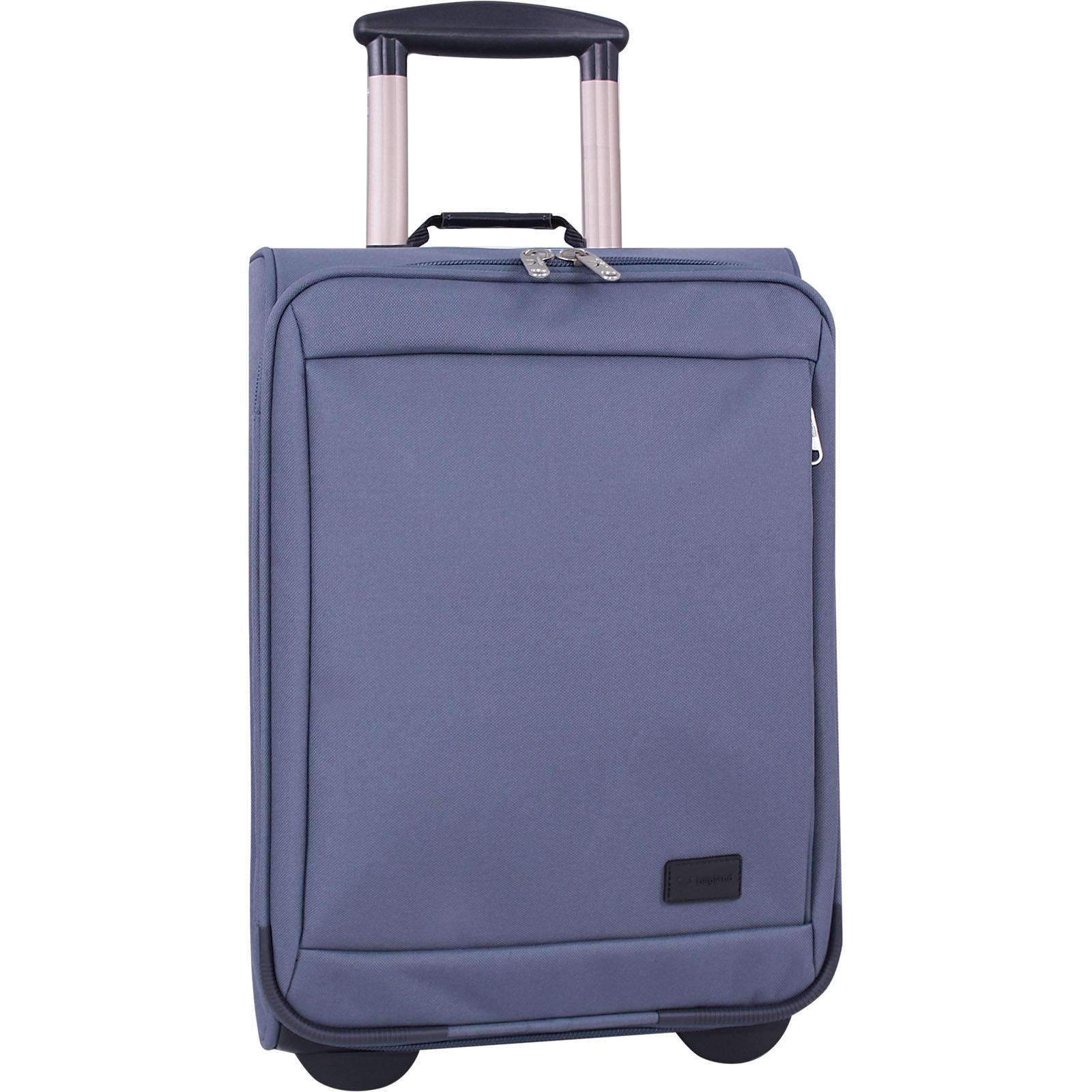 Дорожные чемоданы Чемодан Bagland Ambassador 27 л. Серый (003766617) IMG_5838-1600.jpg