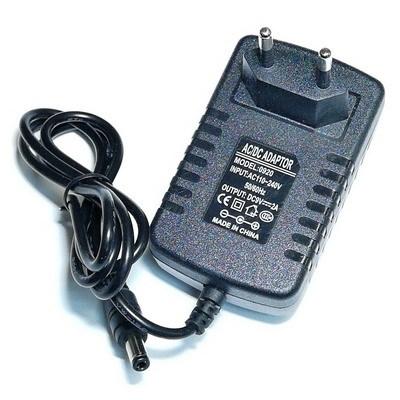 Адаптер питания AC/DC, 9В, 2А