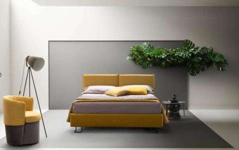 Кровать Twist, Италия