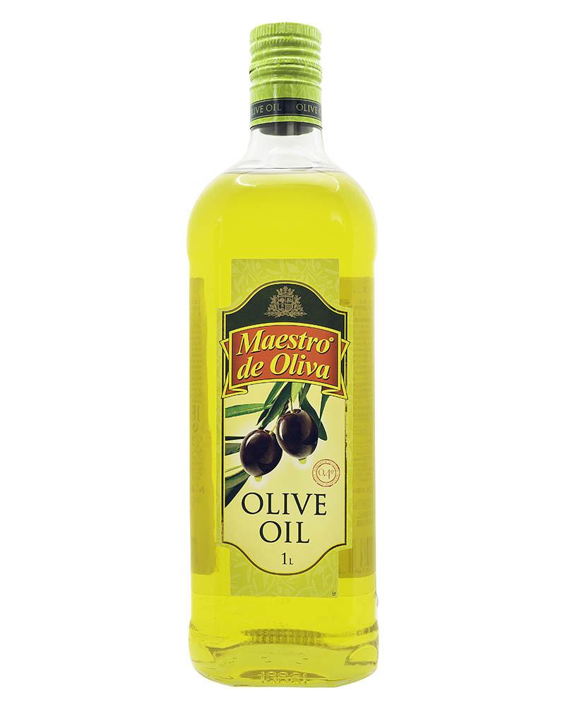 Оливковое масло Maestro de Oliva 100% 1л