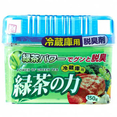 Поглотитель запахов для холодильника зеленого чая 150 гр