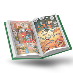 Рик и Морти (книга 1). Лимитированная тусовочная обложка с автографом (Б/У)