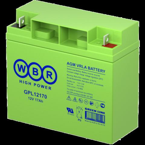 Аккумулятор WBR GPL 12170