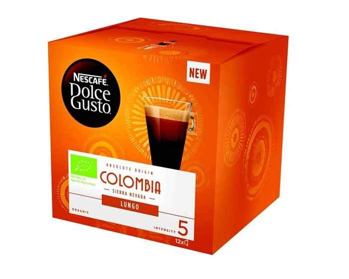 Кофе в капсулах Dolce Gusto Espresso Colombia, 12 капсул
