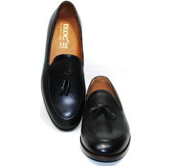 Мужские классические туфли Ikoc BlacK-1