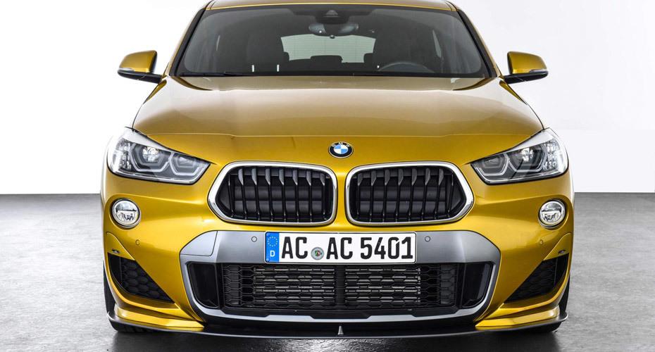Обвес AC Schnitzer для BMW X2 F39