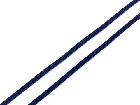 Резинка отделочная темно-синяя 4 мм (цв. 061)