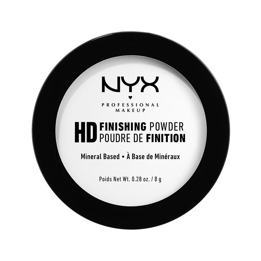 Пудра прозрачная компактная NYX HD FINISHING POWDER