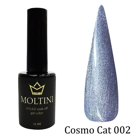 Гель-лак Moltini Cosmo Cat 002, 12 ml