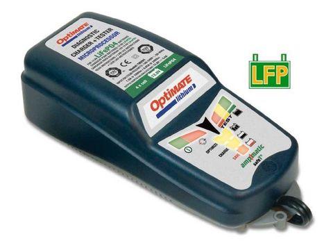 Зарядное устройство для литиевого аккумулятора Optimate