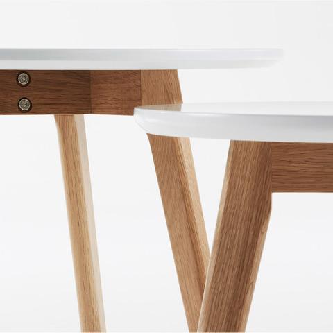 Комплект из 2-х столиков Brick
