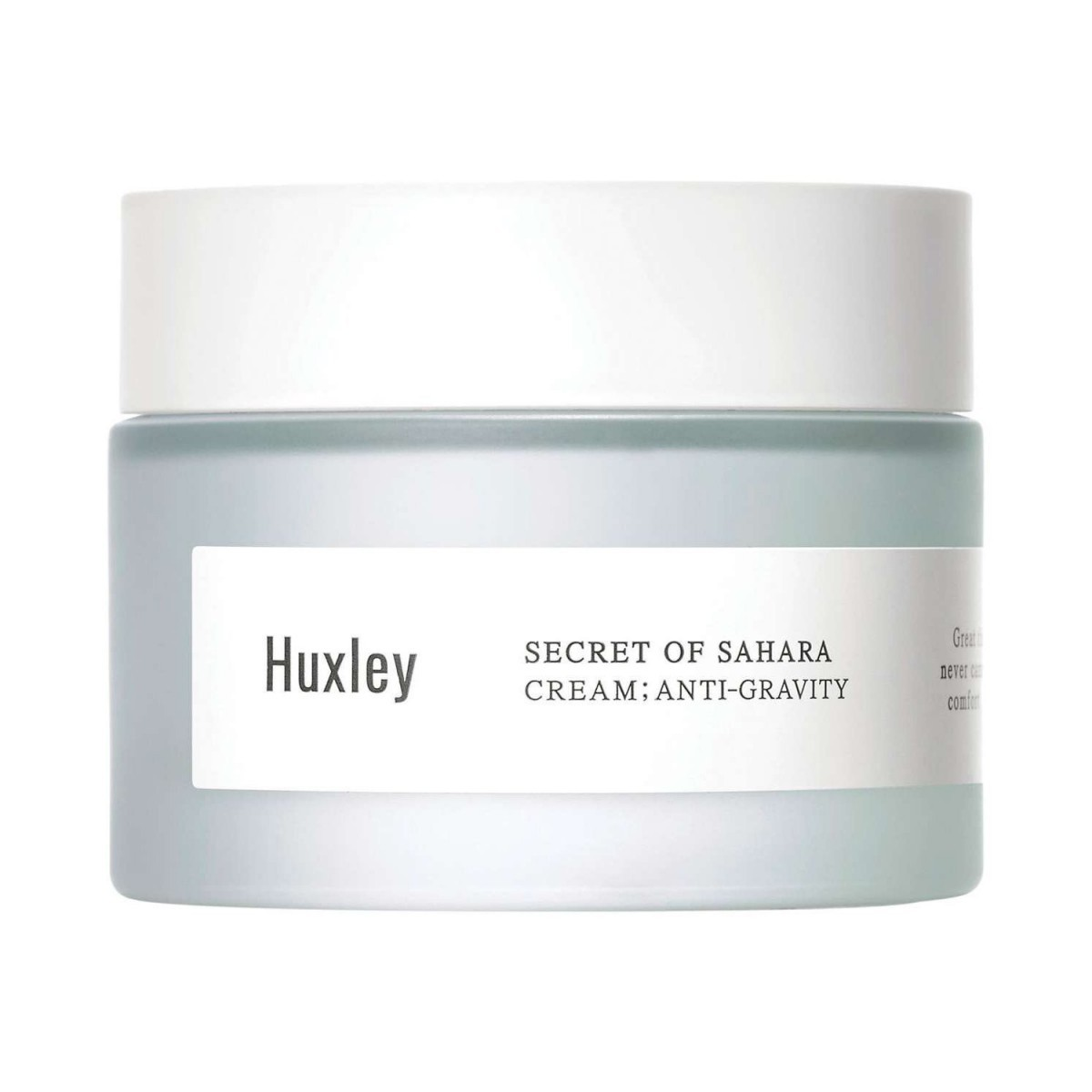 Крем Huxley Secret of Sahara Anti-Gravity Cream 50 мл
