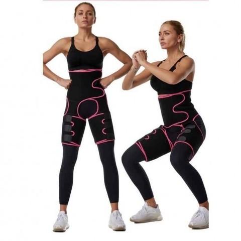 Костюм для похудения adjustable one piece waist band