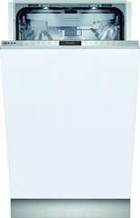 Встраиваемая посудомоечная машина 45см. Neff S857HMX80R Класс A-A-A , уровень шума 46 дБ фото