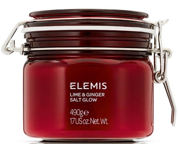Скраб для тела Elemis Lime&Ginger Salt Glow 490 г.