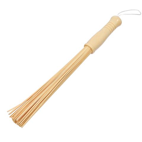 Веник бамбуковый массажный 40см.