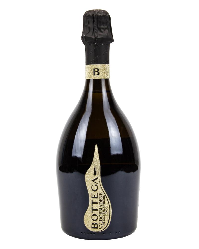 Вино Белое Игристое Bottega Вальдоббиадене Просекко Суприоре 11%, 0,75л.