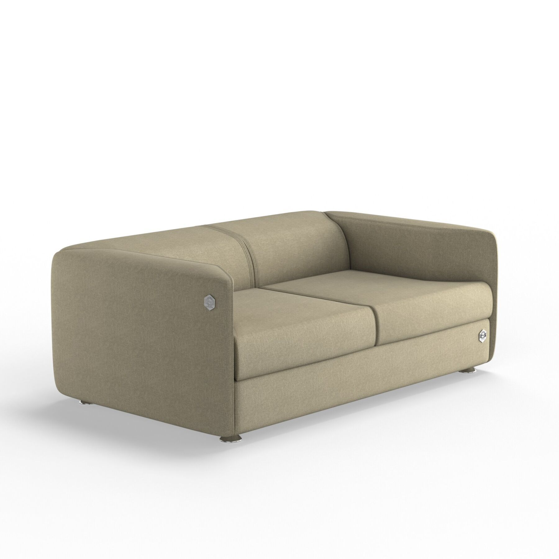 Мягкое кресло KULIK SYSTEM POLIEDRO Ткань 2