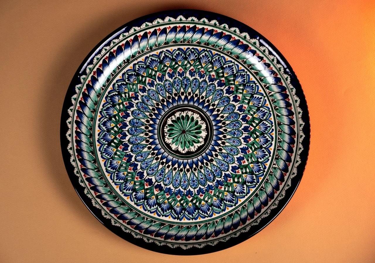 Посуда Ляган узбекский узор 38 см ipBv_K9xX_A.jpg