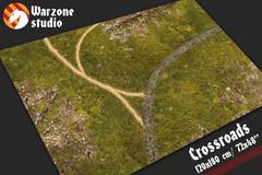 Игровое покрытие Crossroads 120x180 см